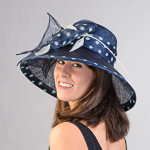 Large Polka Dot Hats