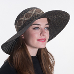 Cotton Metallic Floppy Hats