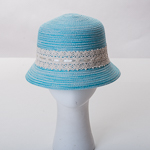 Ribbon Lace Cloche Hats