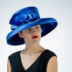 Satin Ribbon all year round hats - Sun Yorkos  de320f00683b