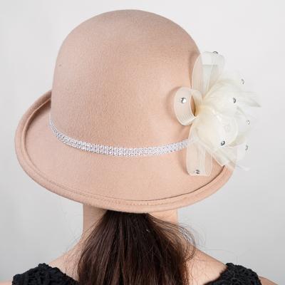 15a50e36f Small Derby-Stone & Crinoline Bow Hats-400633- Sun Yorkos | KaKyCo ...
