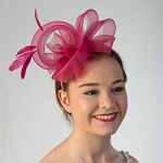 Crinoline Headband Fascinator Cocktail Hats