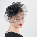 Bow Comb Fascinator Cocktail Hats