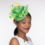 Sinamay Comb Fascinator Cocktail Hats