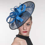 Open Weave Sinamay Headband Fascinator Cocktail Hats
