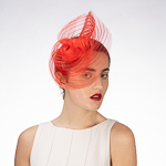 Crinoline Fascinator Cocktail Hats