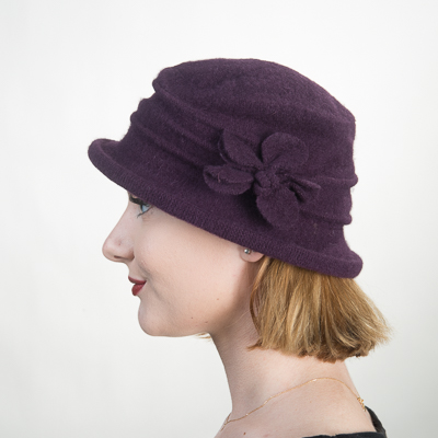 Wool Knitted Cloche WFLOWER KaKyCo 756540
