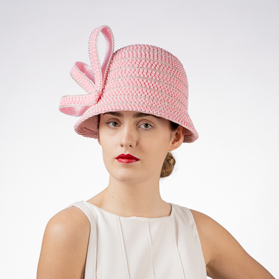 Pearl Decor Cloche Women's Hats