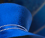 Satin Ribbon Church Hats