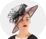 Sinamay Fascinator Cocktail Hats