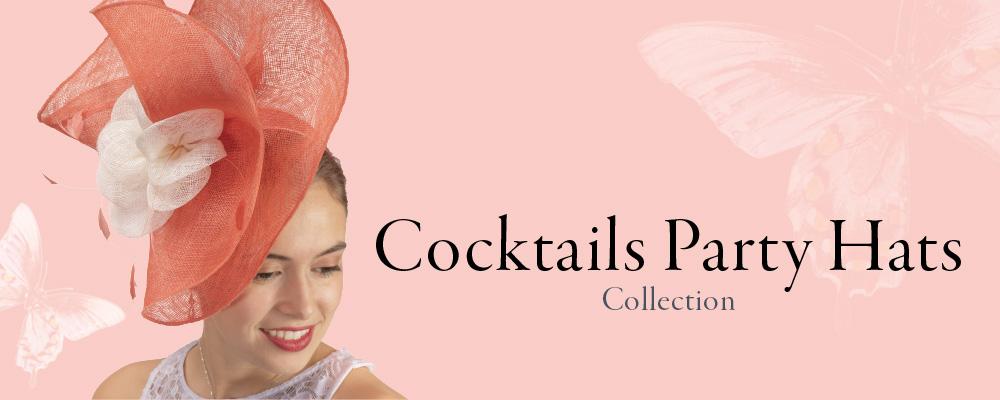 e3a52e51004 Fascinator Cocktails Hats - Sun Yorkos