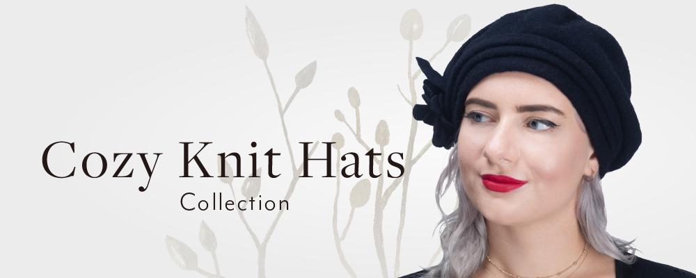 44427aead68d75 Soft cozy knit hats - Sun Yorkos | KaKyCo Accessories