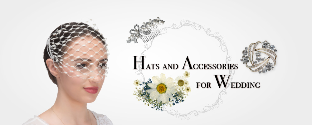 7b6cab8a590 Hats and Accessories For Wedding - Sun Yorkos