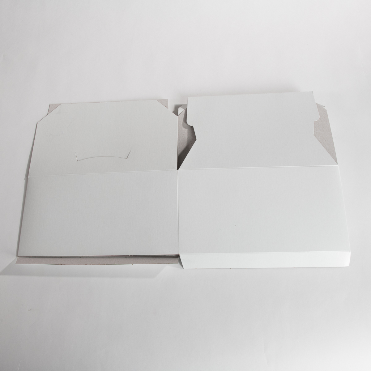 e6990d14e8f223 White 10''X10''X6'' Paper Square Hat Box-HB5183-10- Sun Yorkos ...