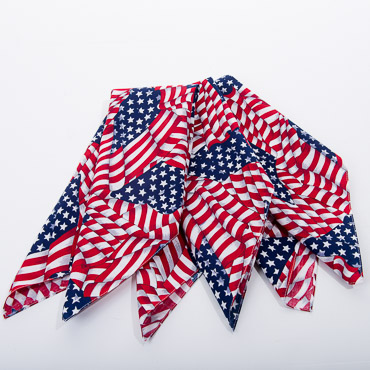 American Flag Bandana 3 Pieces Pack