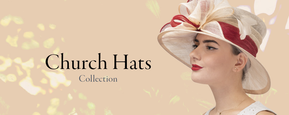 Women Church Hats - Sun Yorkos  d94a309b02f5