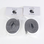 Charcoal Dual Pack Foam Tape Hat Filler